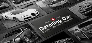 Detailing Car